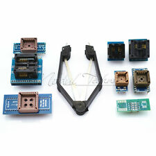 8 Programmer Adapters Sockets + IC Extractor Kit for TL866A EZP2010