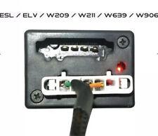 Émulateur ESL ELV Verrou W208 W210 W203 W209 W211 W639 W906 W169 CRAFTER BENZ