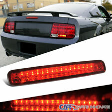 05-09 Ford Mustang Replacement Red Lens LED Third 3rd Brake Light Rear Tail Lamp