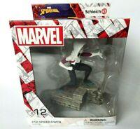 FIGURINE SCHLEICH PVC Spider-Gwen 11 cm Marvel  n° 12 neuf sous blsiter