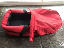Baby Jogger City Select Bassinet Ruby Red