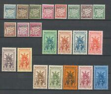 Colonies Françaises MARTINIQUE Taxes N°1 à 22 N* Cote 97 € N2635