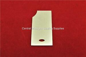 Front Bobbin Cover Slide Plate Fits Singer Model 28, 128 (Part # 54513)