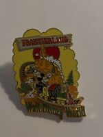 WDW – Frontierland – Mickey And Goofy Disney Pin (B9)