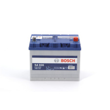 HEAVY DUTY BOSCH CAR BATTERY FOR JAGUAR S4026