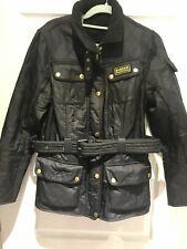 Barbour International Jacket - Ladies - Size 12