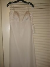 White Bridal Gown Cocktail Dress Size Small