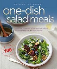 One-Dish Salad Meals, Very Good Condition Book, Carla Bardi, ISBN 9781910122228