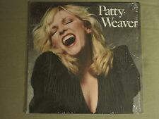 PATTY WEAVER S/T LP ORIG '82 WARNER BROTHERS SOFT ROCK POP NM- IN SHRINK!