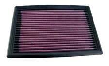 K&N Air Filter for Nissan Sunny (N14 / Y10L) 1.4i 75hp GA14DE Engine (92 > 1995)