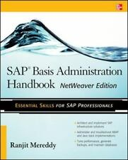 SAP Basis Administration Handbook by Ranjit Mereddy (2011, Paperback)