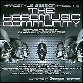 VARIOUS ARTISTS : Hardstyle Session pres. The Hardmusic Co CD
