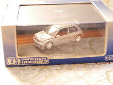 UNIVERSAL HOBBIES RENAULT CLIO MAXI SILVER NEW
