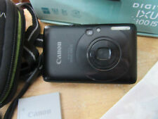 Canon IXUS 100 IS / PowerShot Digital ELPH SD780 IS 12.1MP Digital Camera -...