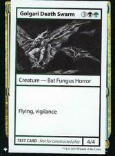 Golgari Death Swarm Mystery Booster Play Test MTG NM Magic Playtest