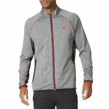 adidas Polyester Long Coats & Jackets for Men