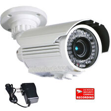 700TVL Security Camera with Sony Effio CCD Outdoor IR Night Varifocal Bullet A80