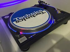 TECHNICS SL 1210 MK2 Profesional Turntable Restaurado Like New 1200 MK5 M5G M3D