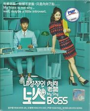 Korean Drama: My Shy Boss (Introverted Boss) | TV Series | DVD | Eng Sub