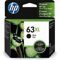 HP 63XL | Ink Cartridge | Black | ~480 pages | F6U64AN