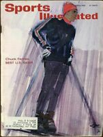 SI: Sports Illustrated March 11, 1963 Chuck Ferries Best U.S. Skier G