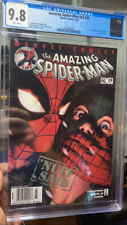 Amazing Spider-Man #v2 #39 CGC 9.8 White Pages Newsstand