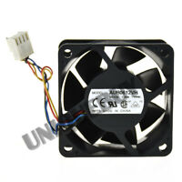 For DELTA AUB0612VH 60*60*25mm 12V 0.36A 4pin PWM cooling fan