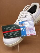 NEW with Tags Men's New Balance MW811WT White Walking Shoes Size 10 D