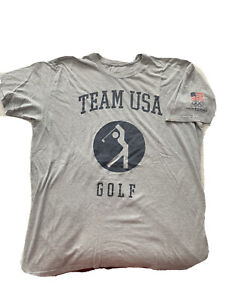 Team USA Olympic Golf Training Center T-Shirt