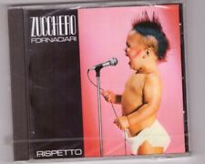 ZUCCHERO-RISPETTO CD NUOVO SIGILLATO