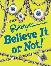 Ripley's Believe It Or Not! Unlock The Weird! (ANNUAL)