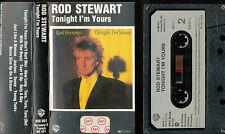 ROD STEWART K7 AUDIO GERMANY TONIGHT I'M YOURS
