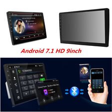"""9"""" Android 7.1 Double 2Din Car Stereo Radio MP5 Player GPS Wifi OBD2 Mirror Link"""