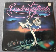 Reading festival 1973, rory gallagher - status quo - faces  ect., LP - 33 Tours
