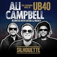 Silhouette: The Legendary Voice of UB40 [LP] by Ali Campbell (Singer) (Vinyl, Oct-2014, Cooking Vinyl Records (USA))