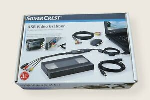 SILVERCREST USB VIDEO GRABBER
