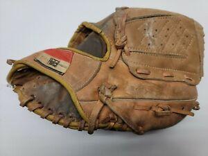 Vtge Hutch Athletic Baseball Softball Glove 54 Monster Model Worn on Left hand