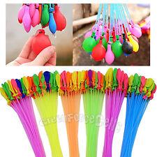 222pcs Magic Water Balloons Toys Kids Garden Party Summer Amazings Game Fun