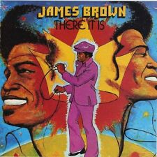 James Brown THERE IT IS Polydor Records NEW SEALED VINYL RECORD LP