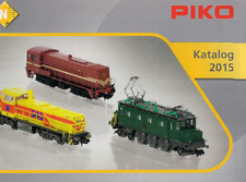 PIKO N SCALE 2015 PAMPHLET| NOS | TMS-1061