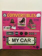 Convertibles My car. A Book It's A Story Book That Converts To A Car. sealed