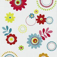 Papier peint floral coloré papier peint p + s international x-treme Color 05560-20 (1,86 €/1qm)