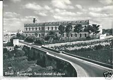 pu 17 1954 BITONTO (Bari) Orfanotrofio Maria Cristina di  Savoia -viagg