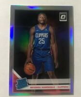 2019-20 Donruss Optic Mfiondu Kabengele Silver Holo Prizm Rated Rookie Card #159