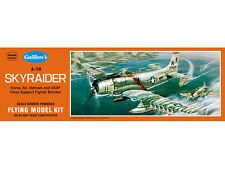 Balsa Wood Model Airplane Kit, Korea, Guillow's Douglas A-1H Skyraider  GUI-904