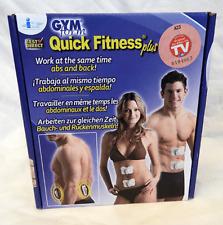 Gym Form - Quick Fitness Plus - Wireless Toning Pads Kit - BNIB - RRP £9.99