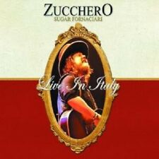 """ZUCCHERO """"LIVE IN ITALY"""" 2 CD+2 DVD"""