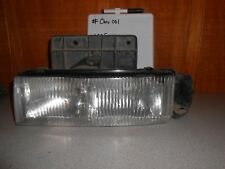 USED 1995 Chevrolet Astro Van; Left Headlight w/bracket #CHEV001