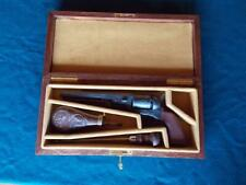 Wood Case Box Revolver Colt 1851 Colt Navy Colt Army Remington 1858