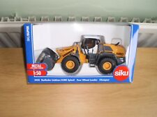 SIKU 1/50 DIE-CAST RADLADER LIEBHERR R580 2PLUS2 #3533 FOUR WHEEL LOADER